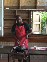 Stir-frying like a champ