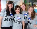 EYP Ladies: Mo, Sandra, Anne & I