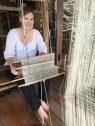 Weaving in action!