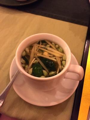 The tea that nursed me back to health